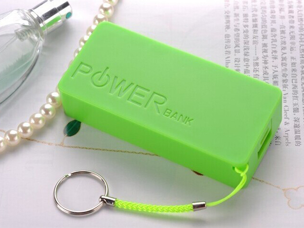 Hot sell cheap perfume universal power bank charger