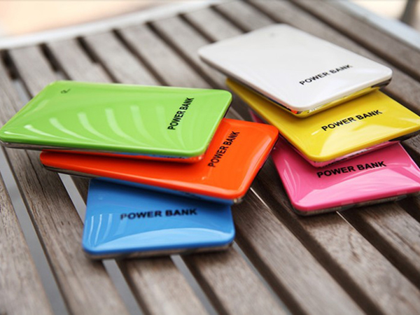 Slim power bank 10000mah,universal power bank