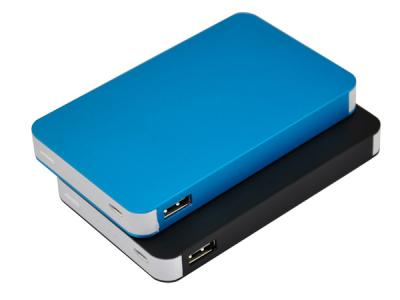 High Quality Dual ports universal portable power bank 10000mah