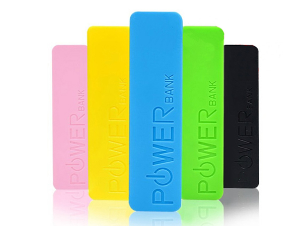 promotion gift 2600mah perfume power bank