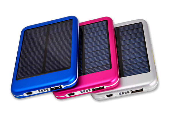 Best quality solar charger power bank form shenzhen power bank manufacturer