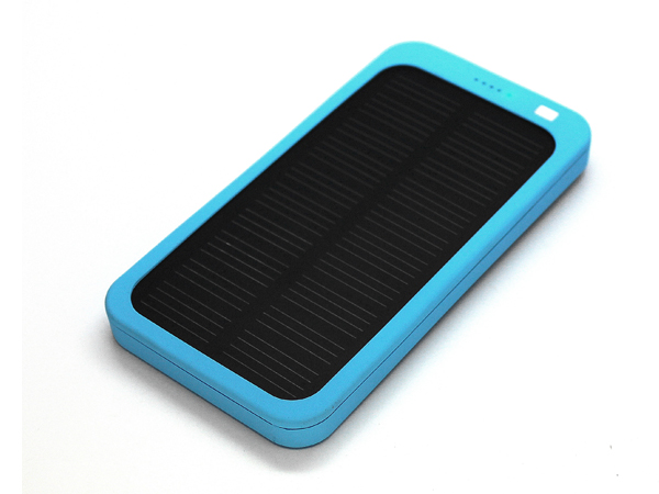 wholesale 5000mah solar mobile charger form BSCI manufacturer