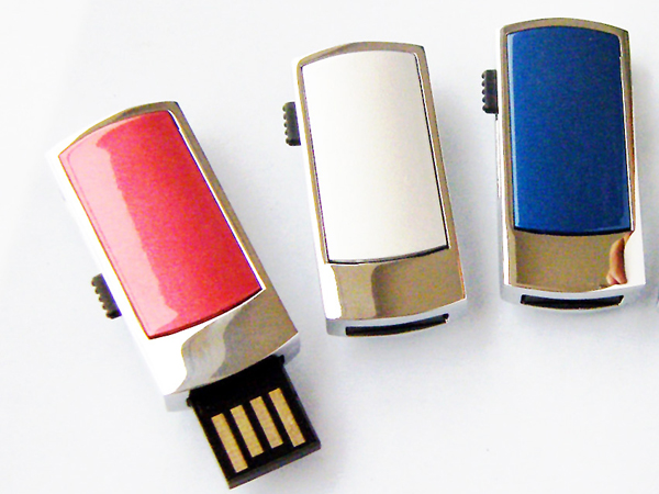 custom cheap metal mini usb stick
