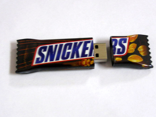 Custom high quality candy usb flash dirve 8GB