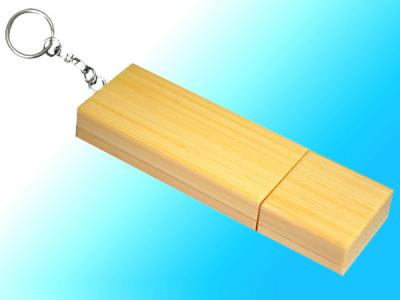 Custom laser logo wooden promotional usb flash drive