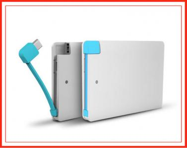 wholesale cheap 2500mah universal credit card power bank