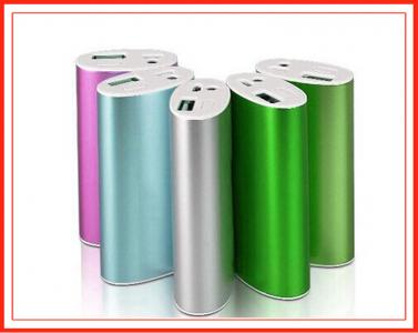 Hot sell promotional 5200mah power bank