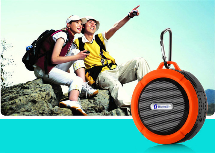 Sport mini bluetooth speaker/Tri-proof bluetooth speaker