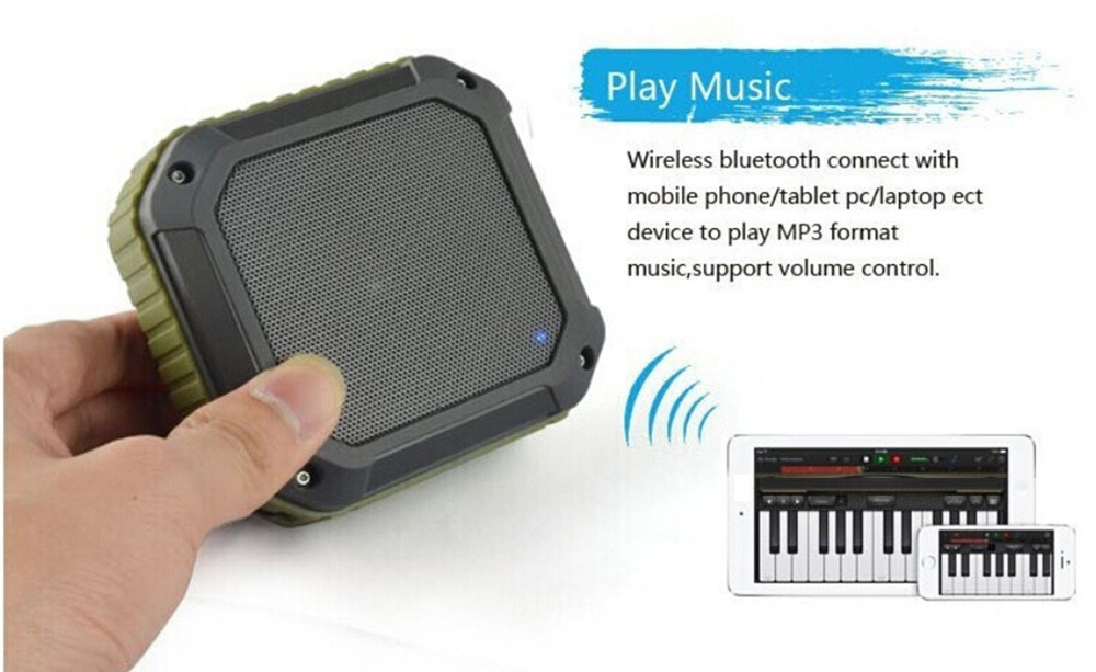 2017 Portable mini bluetooth speaker/ Sport mini bluetooth speaker/hot selling mini bluetoothspeaker