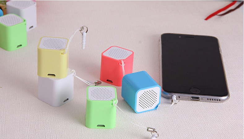 Square nimi bluetooth speaker/ Creative mini bluetooth speaker