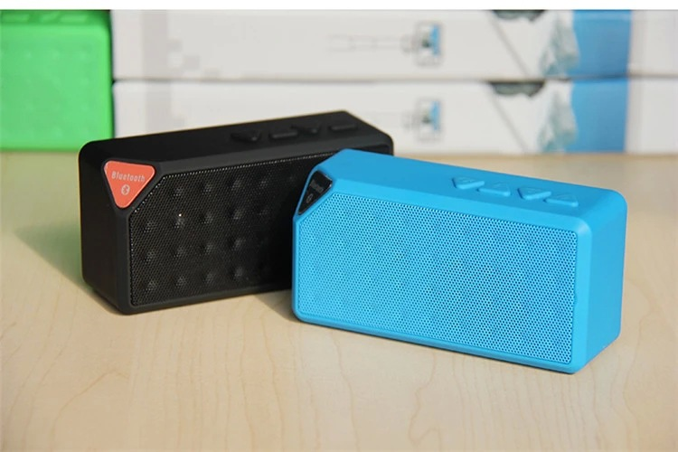 square bluetooth speaker/creative mini bluetooth speaker/mini speaker